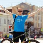 Yael Acceptic Bike Day
